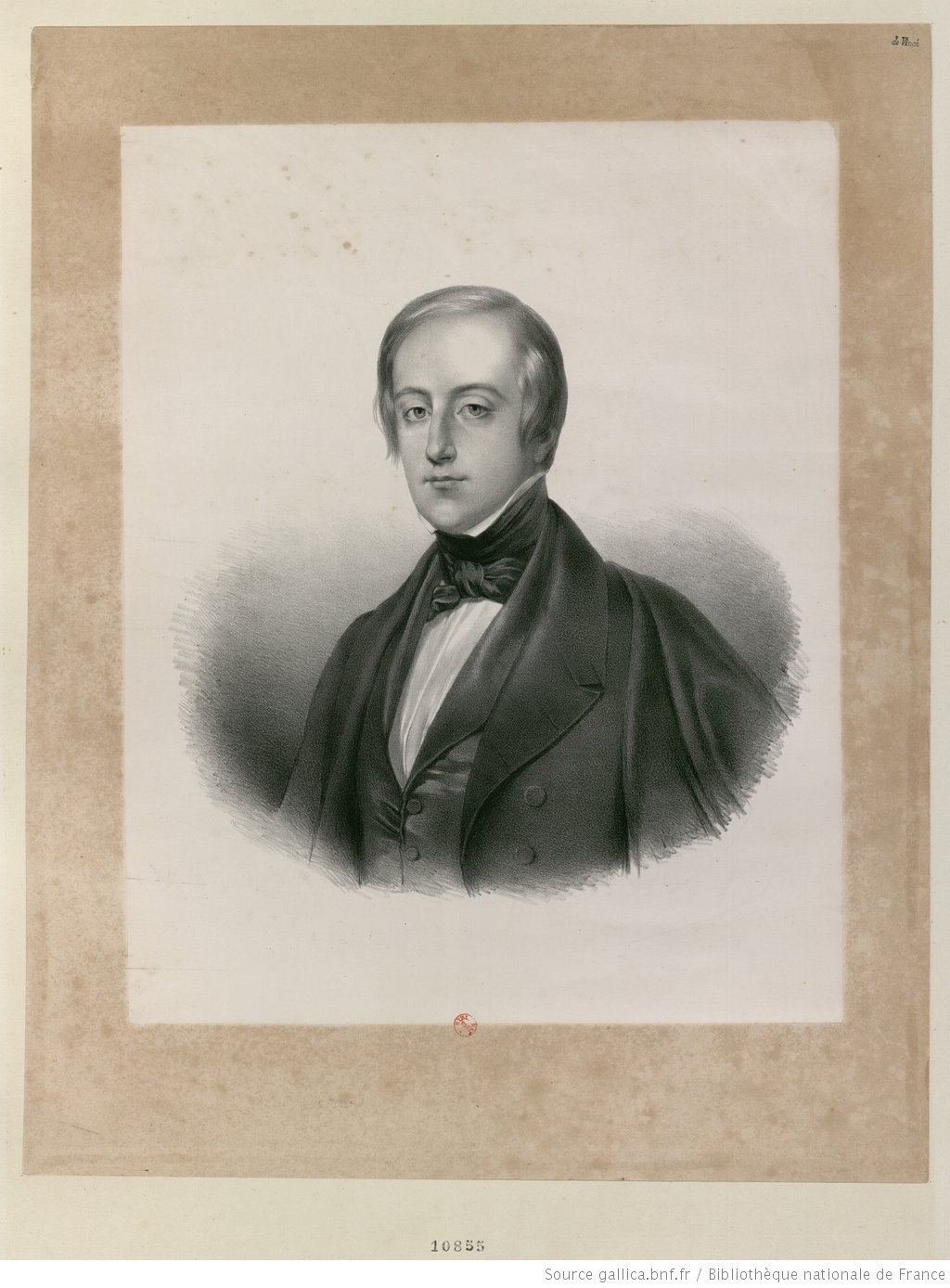 The Comte de Chambord (Henri V) F1