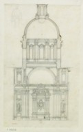 Bildung aus Gallica über Rome (Italie) -- Basilica di Santa Maria Maggiore -- Cappella Paolina