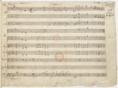 Image from Gallica about Symphonies. Do majeur. No 34. KV 338