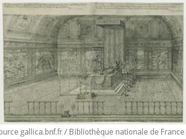 Pompe funèbre de Charles III, Duc de Lorraine : [estampe]