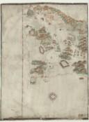 Le vrai pourttraict de Genevre et du Cap de Frie  J. de Vau de Claye. 1579