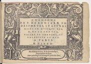 Illustration de la page Nicolas de La Grotte (1530-1600?) provenant de Wikipedia