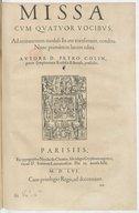 Bildung aus Gallica über Pierre Colin (compositeur, 15..-15..)