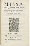 Illustration de la page Nicolas Gombert (1495?-1560?) provenant de Wikipedia