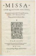 Bildung aus Gallica über Missa Si bona suscepimus