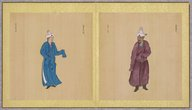 Image from Gallica about Kazakhs