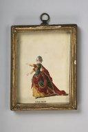 Illustration de la page Mademoiselle Clairon (1723-1803) provenant de Wikipedia