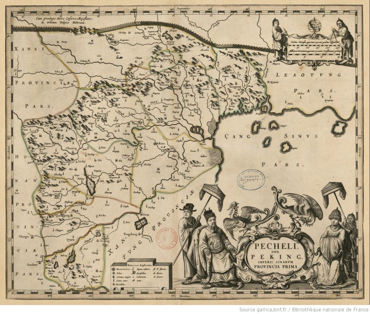 M. Martini: Novus Atlas Sinensis