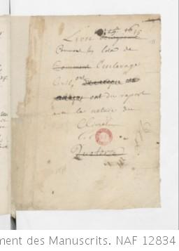 Montesquieu . De l