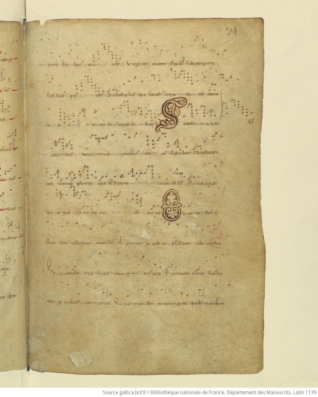 vue 155 - folio 74r