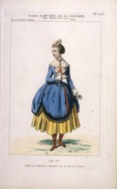 Image from Gallica about Claudine