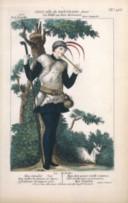 Bildung aus Gallica über La belle au bois dormant