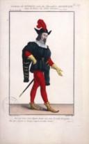 Illustration de la page La dame des belles cousines provenant de Wikipedia