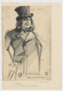 Image from Gallica about Don Quichotte. Acte 2. Comment peut-on penser du bien