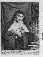 Image from Gallica about Marie de l'Incarnation (ursuline, 1599-1672)