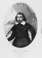 Image from Gallica about Samuel de Champlain (1567?-1635)