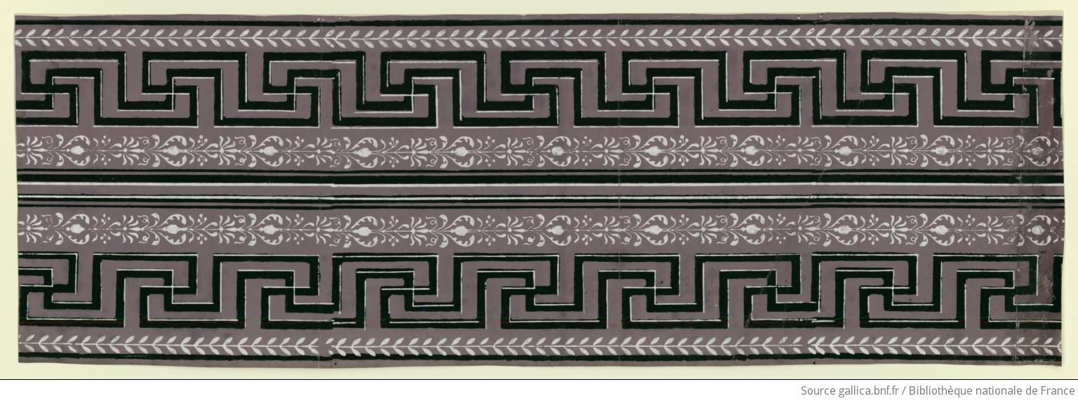 frise papier peint classique fort de france prix des. Black Bedroom Furniture Sets. Home Design Ideas