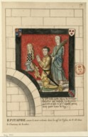 Image from Gallica about Épitaphes