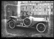 Image from Gallica about Automobilistes