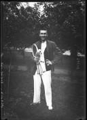 Image from Gallica about Joueurs de tennis