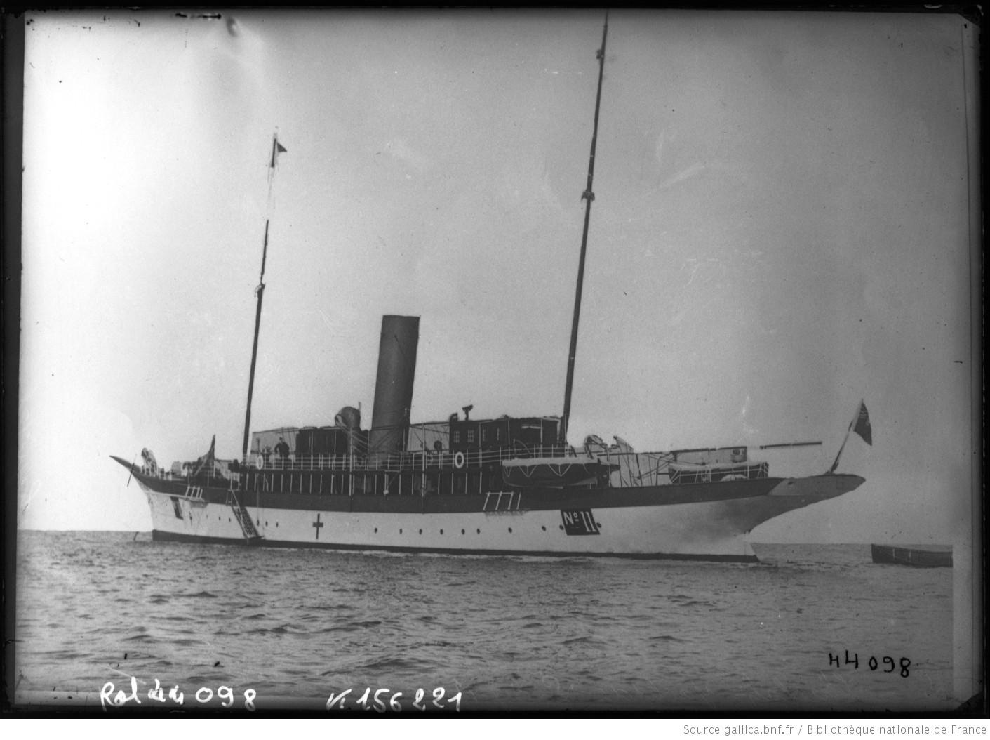 Sheelah as a hospital ship