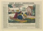 Illustration de la page Julien l'hospitalier (saint, ....-0313?) provenant de Wikipedia