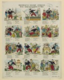 Mounpesat le conscrit auvergnat (revue comique de l'expédition de Chine). N°114 <br> 1861