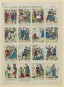 Les exploits de Mourawief : Guerre de Pologne. N°27  1864