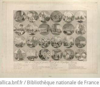 Vie de Bonaparte premier Consul de la République Française : [estampe]