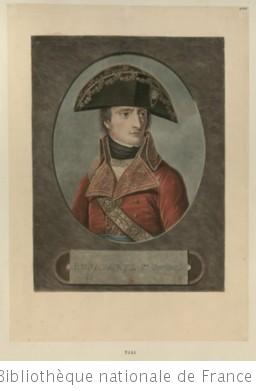 Bonaparte 1.er Consul : [estampe]