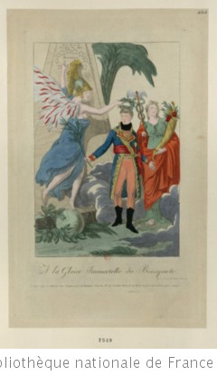 A la Gloire Immortelle de Bonaparte : [estampe]