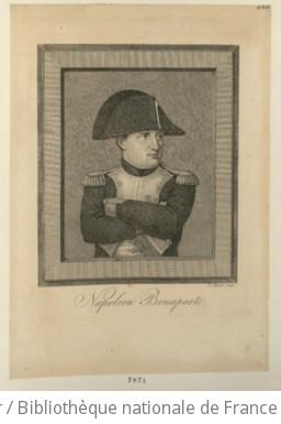 Napoleon Bonaparte : [estampe]
