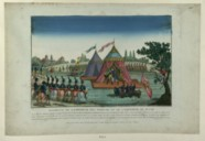 Entrevue de  Napoléon  I.er et Alexandre I.er (3)