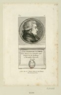 Illustration de la page Anne Félix Marie de La Forge (1748-1805) provenant de Wikipedia