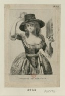 Image from Gallica about Anne-Josèphe Théroigne de Méricourt (1762-1817)
