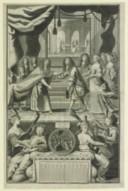 La Reception faite par Monsieur le Prince au Roy Casimir de Pologne  N de Poilly. 1670