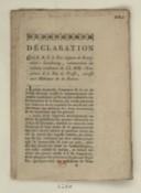 Illustration de la page Manifeste de Brunswick provenant de Wikipedia