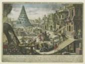 Illustration de la page La Tour de Babel (épisode biblique) provenant de Wikipedia