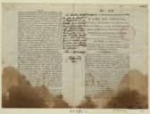 Exemplaires tachés du sang de Marat, des n.os 678, 13 août 1792, et 506, 30 juin 1791, de l Ami du Peuple