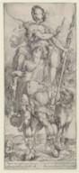 Illustration de la page Orion (mythologie grecque) provenant de Wikipedia
