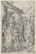 Image from Gallica about Martin Schongauer (1450?-1491)