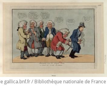 Bonaparte naar het Eiland Elba in Consult met vreemde Doctooren : [estampe]