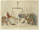 La Balance Politique  1815