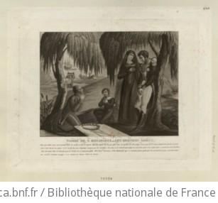 Tombe De N. Bonaparte ou Les Derniers Adieux : [estampe]