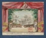 Illustration de la page La dame blanche. Acte 2. Viens gentille dame provenant de Wikipedia
