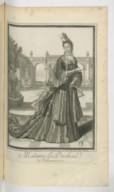 Image from Gallica about Louise Hippolyte (princesse de Monaco, 1697-1731)