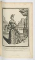 Image from Gallica about Marie-Adélaïde de Savoie (duchesse de Bourgogne, 1685-1712)
