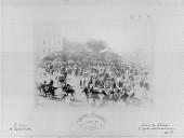 57 photos d'Egypte en 1882 : Le Caire, Ismaïla, Port-Saïd, les troupes britanniques en Egypte, les navires (La Galissonière. Monarch, iris), portraits de dames du Caire et de Charles Joseph Baudrais, donateur en 1883.