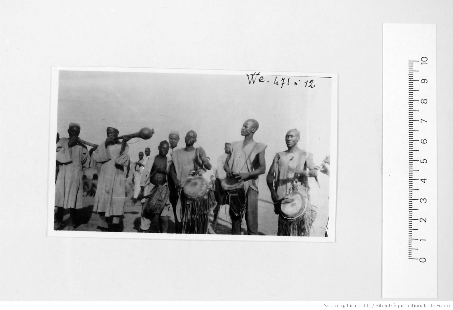 [39 phot. d'A.E.F. en 1924. Enregistré en 1936] - 12