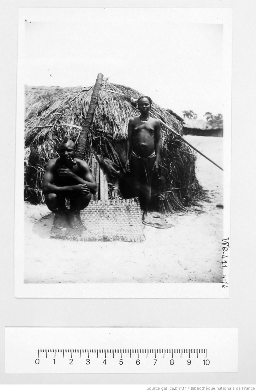 [39 phot. d'A.E.F. en 1924. Enregistré en 1936] - 14